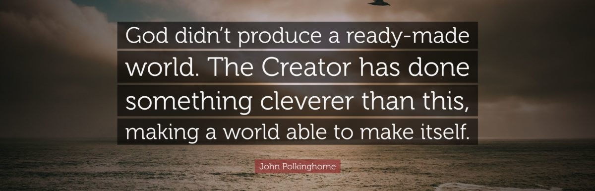 John Polkinghorne Quotes